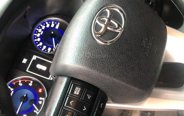 Bán xe Hilux 2.4G 4x4MT model 20176