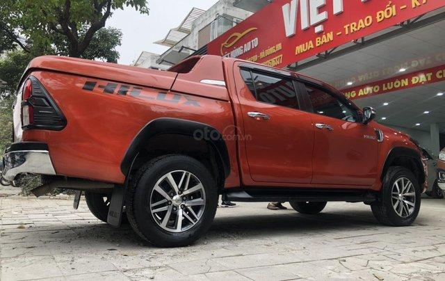 Bán xe Hilux 2.4G 4x4MT model 20178