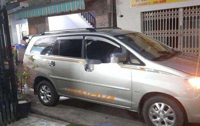 Xe Toyota Innova 2006 Số sàn năm sản xuất 2006 giá cạnh tranh2