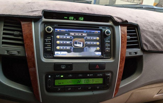 Bán Toyota Fortuner 2.7AT sản xuất năm 2010, 495 triệu8
