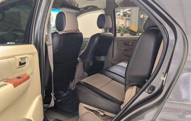 Bán Toyota Fortuner 2.7AT sản xuất năm 2010, 495 triệu9