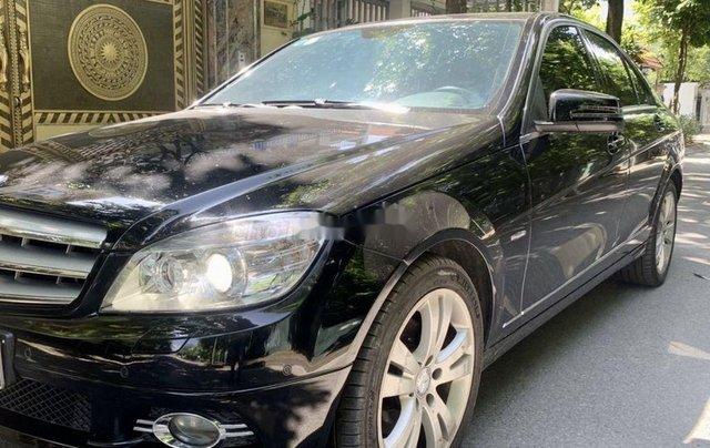 Bán xe Mercedes C200 năm 2010, nhập khẩu, giá chỉ 420 triệu2