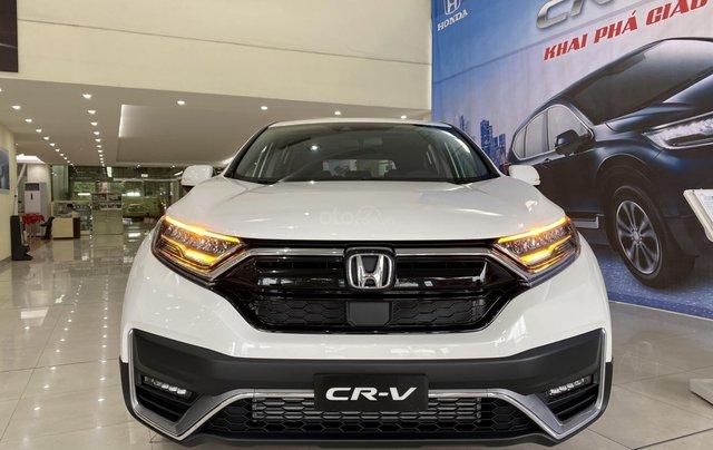 Honda CRV 2021 giao ngay giá rẻ nhất Hà Nội - gọi ngay để nhận xe sớm nhất0