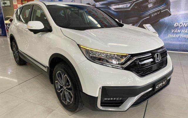 Honda CRV 2021 giao ngay giá rẻ nhất Hà Nội - gọi ngay để nhận xe sớm nhất1