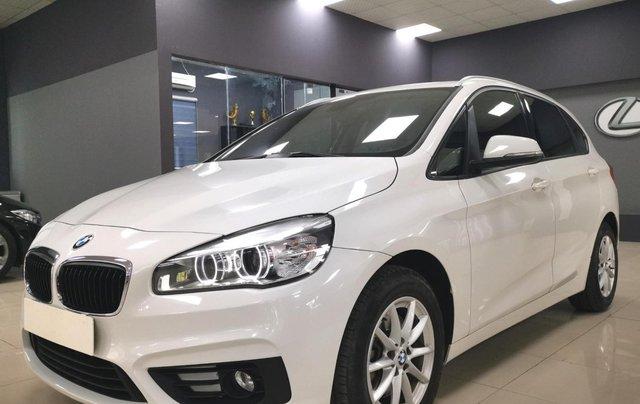 Bán BMW 2 Series đời 2016, màu trắng, giá tốt4