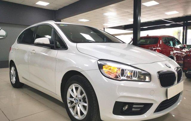 Bán BMW 2 Series đời 2016, màu trắng, giá tốt5