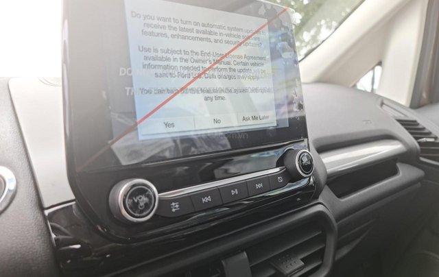 Ford Ecosport Titanium giảm 50% thuế trước bạ, 140 triệu nhận xe, giao ngay trước tết5
