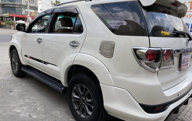 Toyota Fortuner TRD xăng - 1 cầu ĐK 07/2015, xe đẹp giá rẻ1
