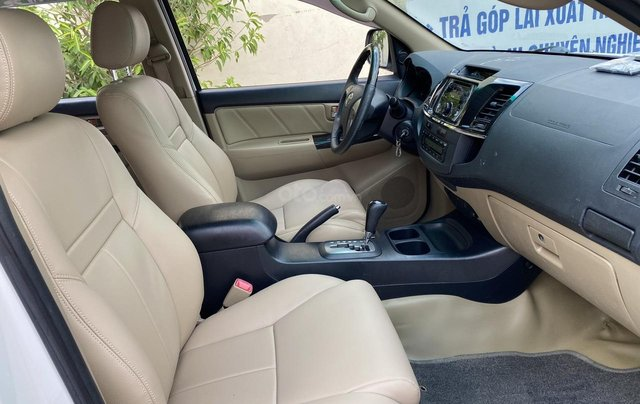 Toyota Fortuner TRD xăng - 1 cầu ĐK 07/2015, xe đẹp giá rẻ9