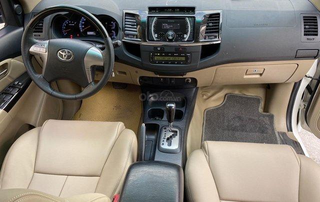 Toyota Fortuner TRD xăng - 1 cầu ĐK 07/2015, xe đẹp giá rẻ8