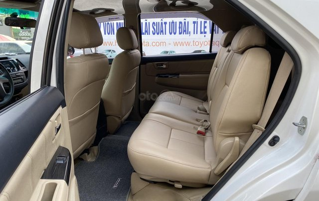 Toyota Fortuner TRD xăng - 1 cầu ĐK 07/2015, xe đẹp giá rẻ11