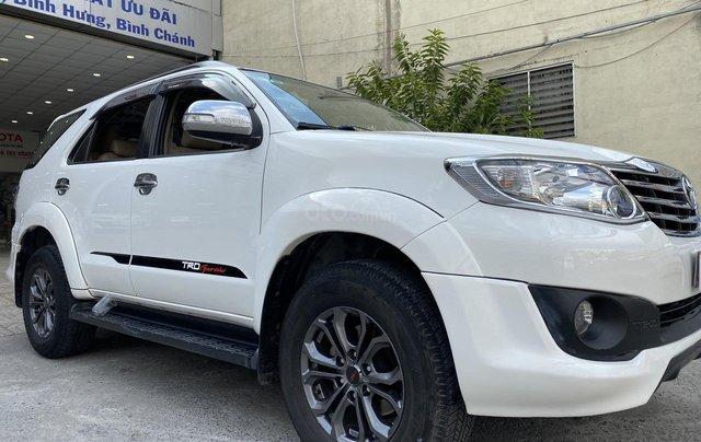 Toyota Fortuner TRD xăng - 1 cầu ĐK 07/2015, xe đẹp giá rẻ5