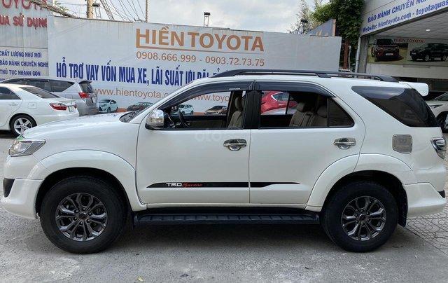Toyota Fortuner TRD xăng - 1 cầu ĐK 07/2015, xe đẹp giá rẻ3