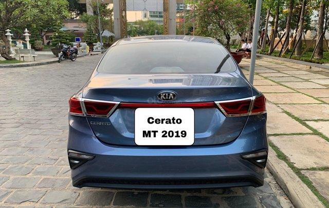 Kia Cerato 1.6 MT số sàn 2019, biển tỉnh, chạy 30000km, giá 510 triệu3