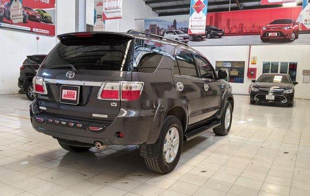 Bán Toyota Fortuner 2.7AT sản xuất năm 2010, 495 triệu11