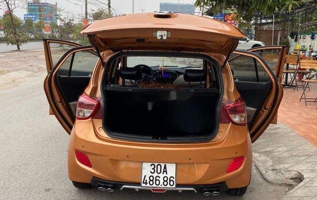 Bán ô tô Hyundai Grand i10 năm sản xuất 2014, nhập khẩu nguyên chiếc còn mới, 299tr5