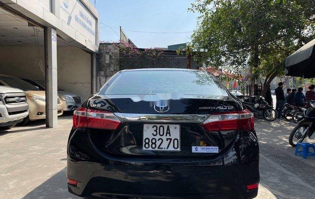 Bán xe Toyota Corolla Altis năm 2015, xe một đời chủ giá ưu đãi1