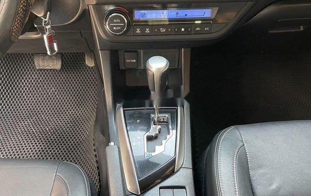 Bán xe Toyota Corolla Altis năm 2015, xe một đời chủ giá ưu đãi7