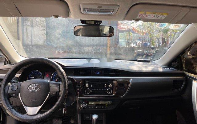 Bán xe Toyota Corolla Altis năm 2015, xe một đời chủ giá ưu đãi6