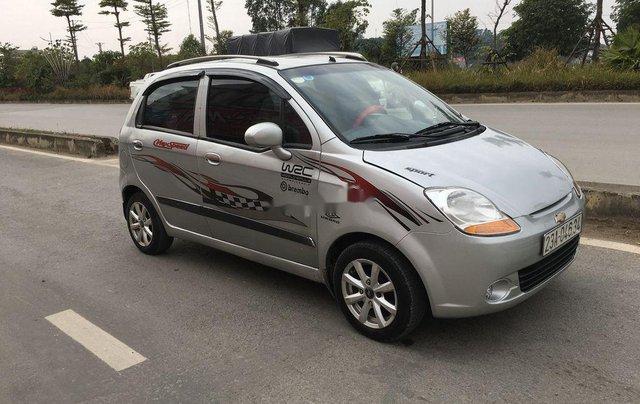 Xe Chevrolet Spark sản xuất năm 2010 còn mới, giá tốt0