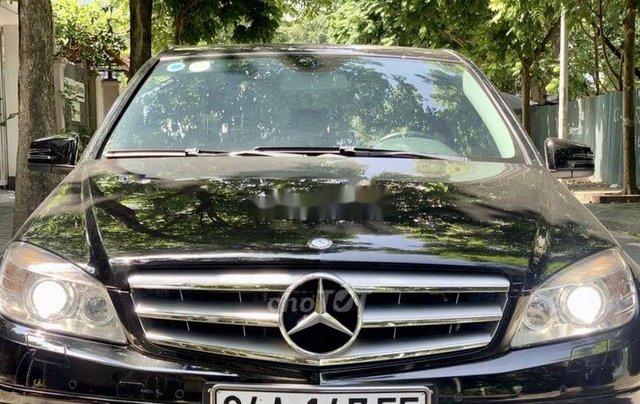 Bán xe Mercedes C200 năm 2010, nhập khẩu, giá chỉ 420 triệu5