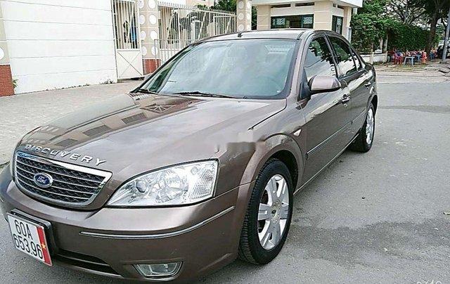 Bán Ford Mondeo năm sản xuất 2007 còn mới, 182 triệu4
