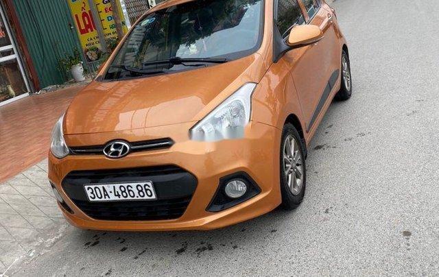 Bán ô tô Hyundai Grand i10 năm sản xuất 2014, nhập khẩu nguyên chiếc còn mới, 299tr6