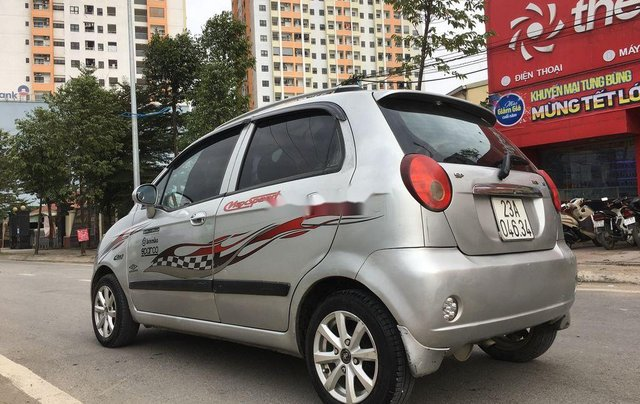 Xe Chevrolet Spark sản xuất năm 2010 còn mới, giá tốt1