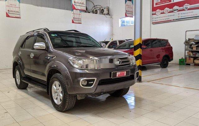 Cần bán gấp Toyota Fortuner sản xuất 2010 còn mới1