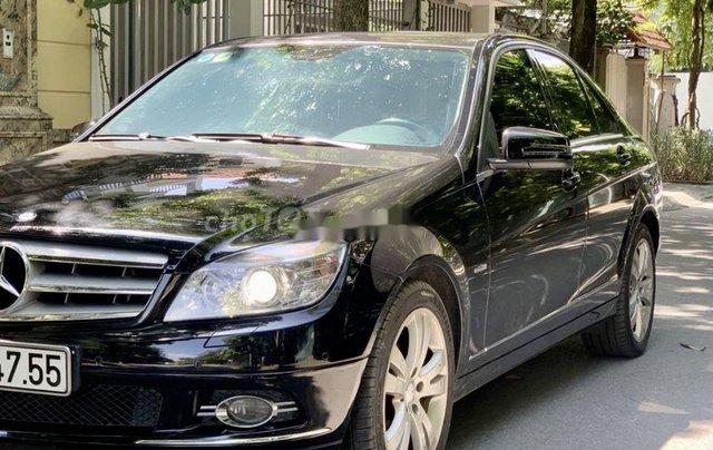 Bán xe Mercedes C200 năm 2010, nhập khẩu, giá chỉ 420 triệu1
