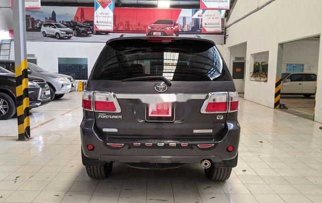Bán Toyota Fortuner 2.7AT sản xuất năm 2010, 495 triệu10