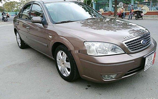 Bán Ford Mondeo năm sản xuất 2007 còn mới, 182 triệu1