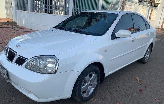 Bán xe Daewoo Lacetti sản xuất 2005, xe giá thấp, động cơ ổn định 2