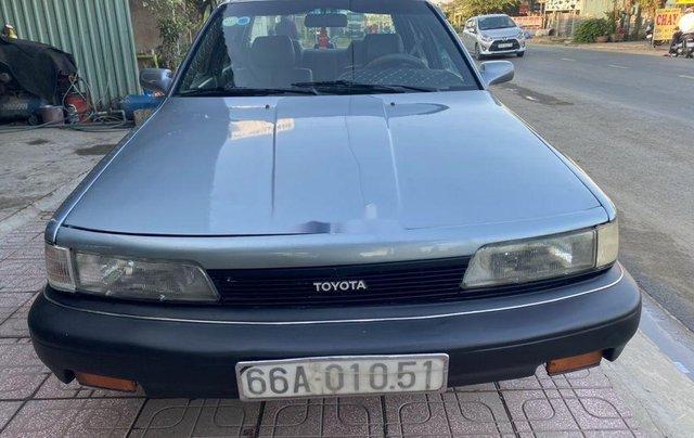 Xe Toyota Camry năm 1989, nhập khẩu, giá tốt1