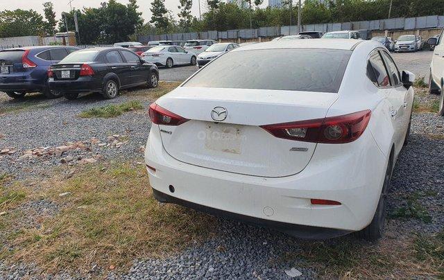 Bán đấu giá theo hiện trạng xe Mazda 3, sx 20150