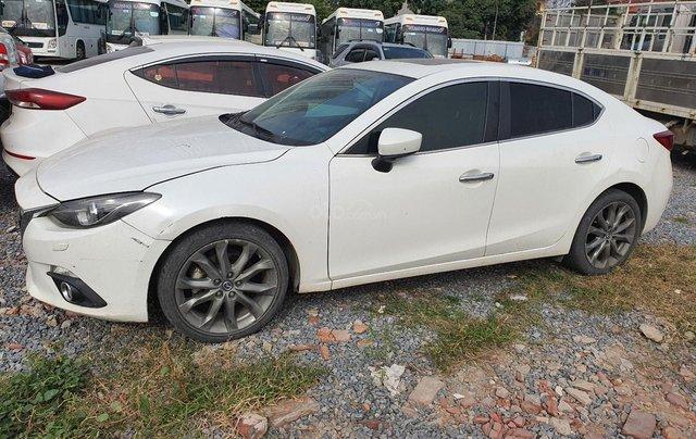 Bán đấu giá theo hiện trạng xe Mazda 3, sx 20152