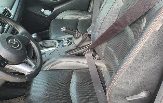 Bán đấu giá theo hiện trạng xe Mazda 3, sx 20155
