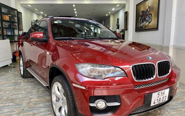 Bán gấp BMW X6 đời 2008. Xe đẹp còn như mới, xe đi bền bao không đâm đụng ngập nước. Giá có thương lượng cho anh em1