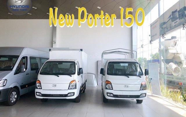 Xe tải 1.5 tấn Hyundai Porter2