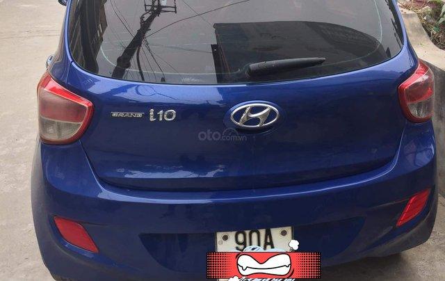 Bán xe I10 sàn nhập Thái 2014, chính chủ1