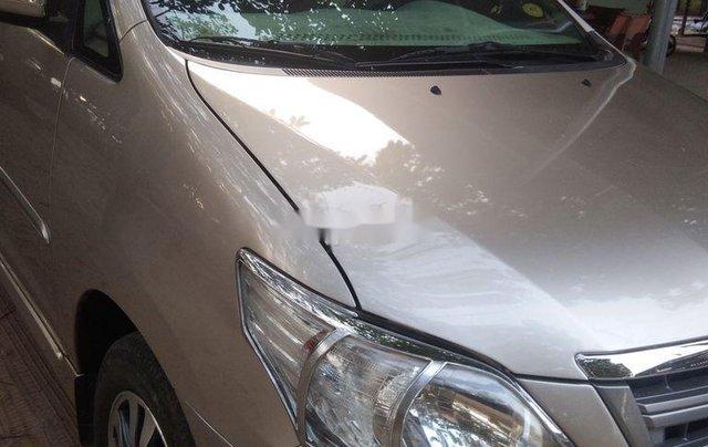Bán Toyota Innova năm sản xuất 2016, giá cạnh tranh0
