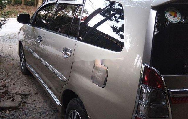Bán Toyota Innova năm sản xuất 2016, giá cạnh tranh2