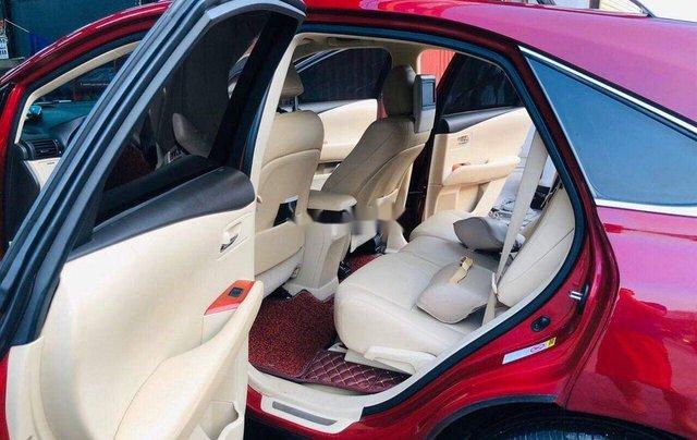 Cần bán lại xe Lexus RX 450 H đời 2010, màu đỏ, nhập khẩu1