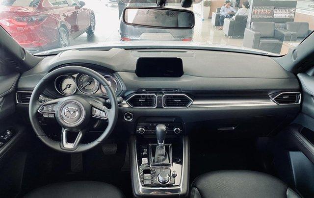 Mazda CX8 2020, giảm 190 triệu, tặng phụ kiện, hỗ trợ bảo hiểm3