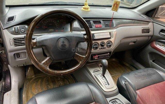 Cần bán Mitsubishi Lancer AT 2004, tên tư nhân mọi thứ, nguyên zin, liên hệ để nhận xe ngay, giá tốt2