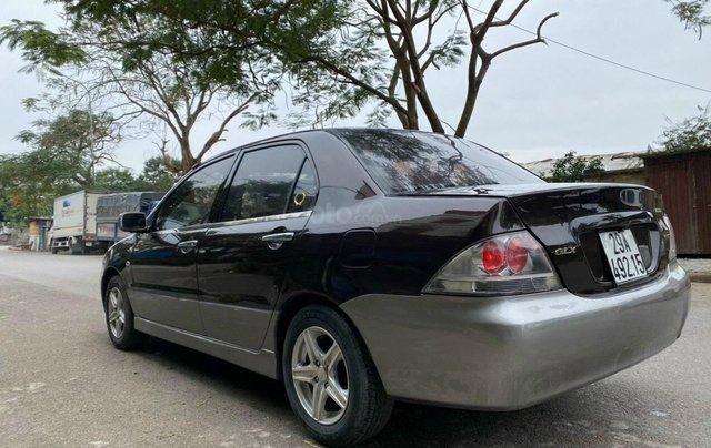 Cần bán Mitsubishi Lancer AT 2004, tên tư nhân mọi thứ, nguyên zin, liên hệ để nhận xe ngay, giá tốt3