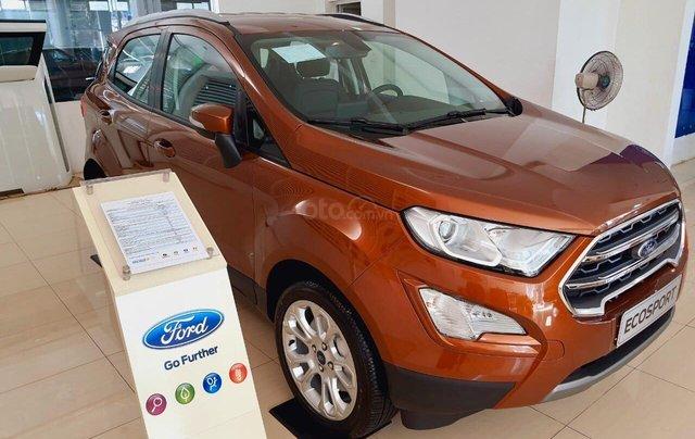Sở hữu ngay New Ford Ecosport 2021 với nhiều ưu đãi1