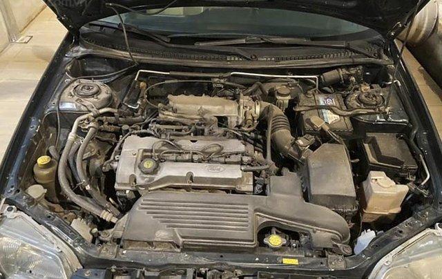 Cần bán xe Ford Laser năm 2001, màu xanh lam2