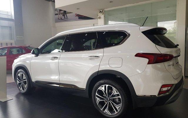 Hyundai Santafe 2021- chỉ 249tr nhận xe ngay - Tặng tiền mặt lên đến 70tr + Bộ phụ kiện chính hãng2