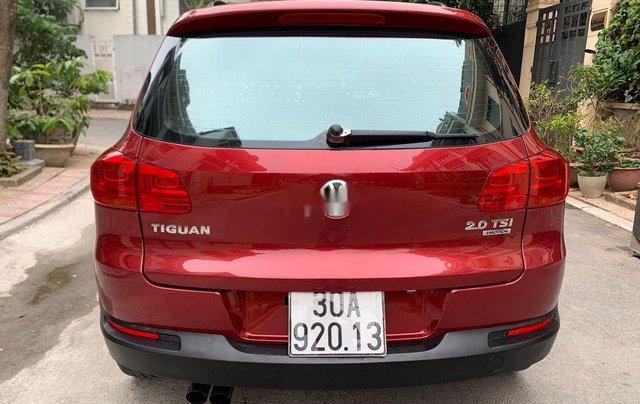 Cần bán lại xe Volkswagen Tiguan sản xuất năm 2012, nhập khẩu giá cạnh tranh3